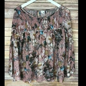 Anthropologie Tops - AKEMI + KIN by ANTHROPOLOGIE Patricia Lace Top M